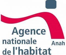 Logo de l'Agence nationale de l'habitat (Anah)