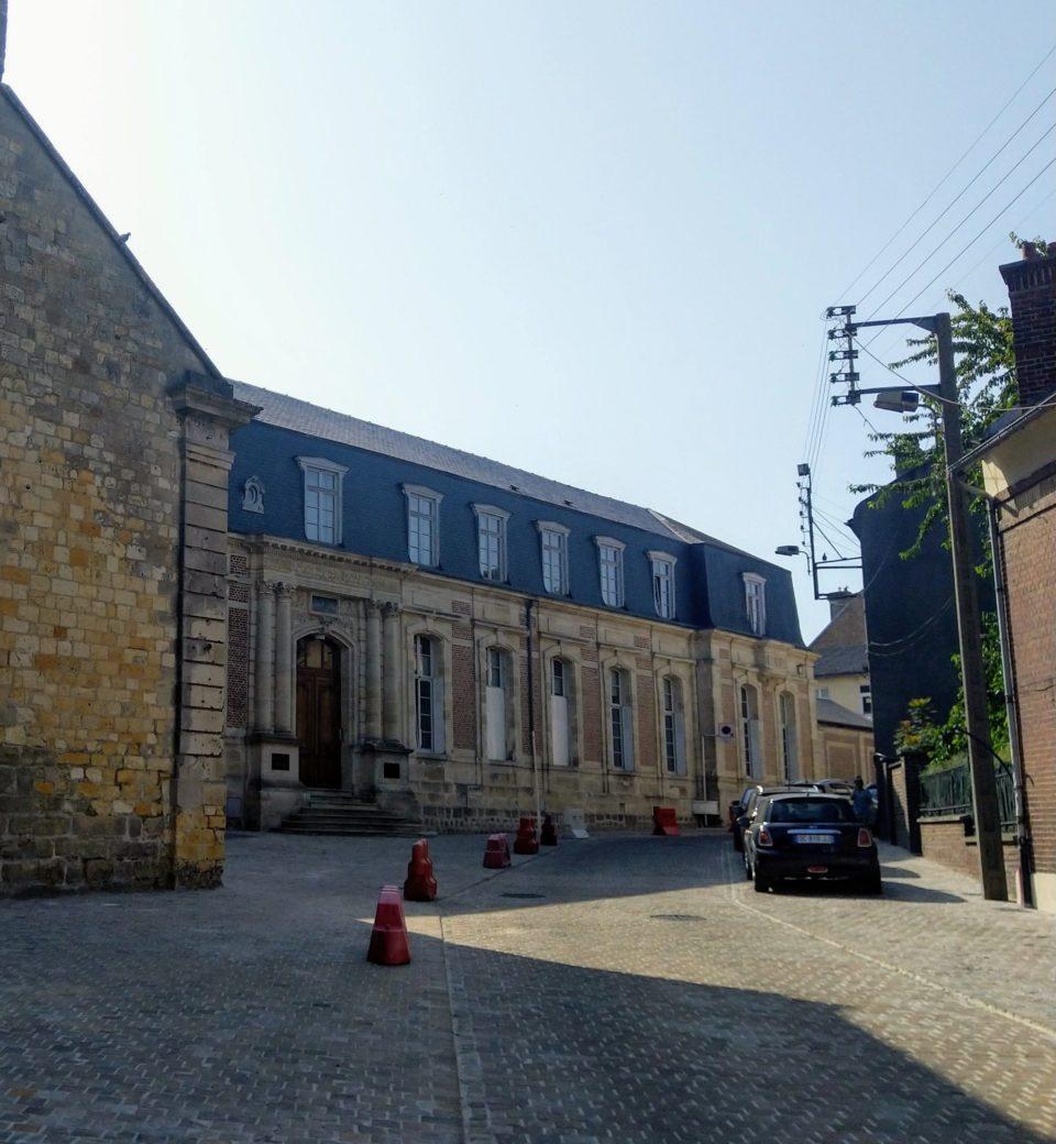 Entrée St-Quentin